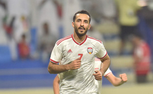 """""""Máy ghi bàn"""" của UAE bất ngờ lớn tiếng, đe dọa cả bảng G dù mới thua Việt Nam"""