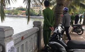 Hà Nội: Người đi đường phát hiện thi thể một phụ nữ nổi trên Hồ Tây