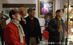 4 thầy trò Đường Tăng của 'Tây Du Ký 1986' hội ngộ sau 33 năm lên sóng, gợi nhắc cả bầu trời tuổi thơ