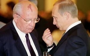 """Nói về nguyên nhân khiến Liên Xô sụp đổ, TT Putin đã nhắc tới một điều khiến ông Gorbachev """"phật ý""""?"""