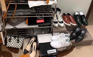 Vợ dỗi bỏ về ngoại, chồng tung chiêu độc: Mang túi xách, giày dép hàng hiệu ra thanh lý giá bèo