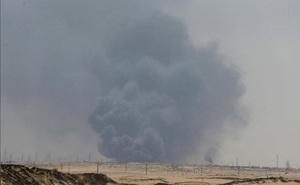 Phát hiện chấn động về người ra lệnh tấn công 2 nhà máy lọc dầu ở Saudi