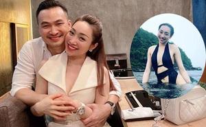 Chi Bảo công khai ôm hôn, gọi bạn thân 10 năm của Ngọc Trinh là vợ