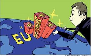 """Nhận hàng tỉ Euro tiền đầu tư của Trung Quốc, châu Âu bắt đầu nghi ngại về """"sự hào phóng"""" của Bắc Kinh"""