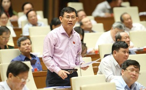 """ĐB Nguyễn Ngọc Phương: """"Đề xuất không để xe ở tầng hầm chung cư, tôi bị ném đá dữ dội"""""""