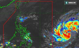 Trước thềm SEA Games 2019, bão Tisoy nhân đôi sức mạnh, có khả năng càn quét Philippines