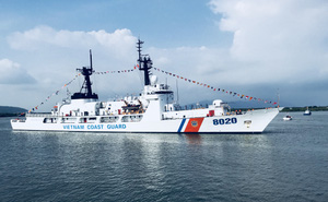 Nguyên Tư lệnh Hạm đội Phòng vệ Nhật Bản: Tàu tuần tra Mỹ sẽ giúp năng lực hàng hải của Việt Nam khởi sắc