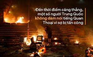 """Cuộc sống giữa """"tâm chấn"""" biểu tình của nghiên cứu sinh Việt Nam cuối cùng rời ĐH Bách Khoa Hồng Kông"""