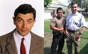 Thông tin đặc biệt về con trai Mr Bean: Là trung uý trong quân đội Anh, ngoại hình giống hệt bố