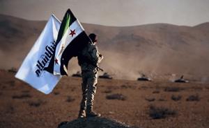 """Đại chiến Syria: Người Kurd và QĐ Syria đối đầu """"đạo quân quỷ dữ"""" theo chân lính Thổ?"""