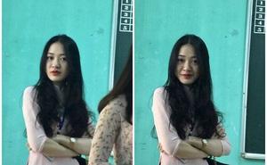Vừa xuất hiện ở trường, nữ giáo viên đã khiến học sinh phải lén đi theo chụp ảnh