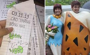 """Fan đòi đi đám cưới, tung ảnh """"khó đỡ"""" thời mới yêu của Đông Nhi và Ông Cao Thắng"""