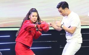 Hoàng Yến Chibi ngại ngùng thay đổi cách xưng hô với MC Thành Trung