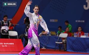 """Phóng viên ĐNÁ bất mãn khi Philippines giành HCV Wushu với điểm số """"lạ"""""""