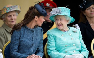 Bằng chứng cho thấy Công nương Kate là cháu dâu mà Nữ hoàng Anh tin tưởng nhất