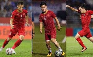 Báo châu Á ấn tượng, chọn ra 5 cầu thủ hay nhất Việt Nam năm 2019