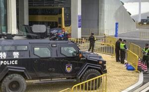 """Trước chuyến thăm của ông Tập, Macau siết chặt an ninh, """"nội bất xuất, ngoại bất nhập"""""""