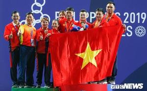 Thủ tướng gửi thư biểu dương đoàn Thể thao Việt Nam