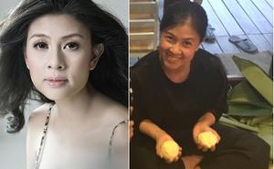 """Diễn viên Kim Thư: Từ """"bà trùm"""" ở nhà 3 triệu USD đến bán xôi, lập nghiệp ở tuổi U40"""