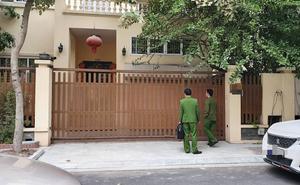 Công an khám nhà Chánh văn phòng Thành uỷ Hà Nội Nguyễn Văn Tứ