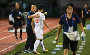 Đại diện VFF tiết lộ về chấn thương của Quang Hải