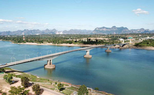 """Sông Mekong: Đập Cảnh Hồng (TQ) sắp tích nước, Thái Lan """"lo ngay ngáy"""" vì hạn hán và ngập mặn nghiêm trọng"""