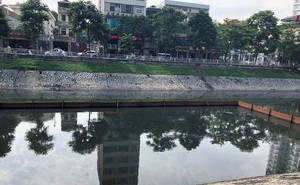 Chế phẩm xử lý nước Redoxy-3C dùng làm sạch sông Tô Lịch kỳ diệu thế nào?
