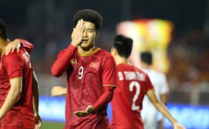"""Dự đoán đội hình U23 Việt Nam: """"Song sát"""" trở lại, thầy Park quyết đánh phủ đầu"""
