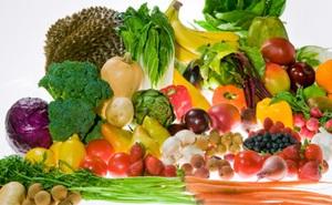 """""""Bảy sắc cầu vồng"""" rau củ quả giảm nguy cơ bệnh ung thư, tim mạch"""