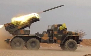 Căn cứ quân sự Mỹ trên đất Iraq bị tấn công dữ dội