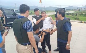 Vây bắt nhóm ôm súng cố thủ: 3 nghi phạm nằm trong đường dây ma túy xuyên quốc gia