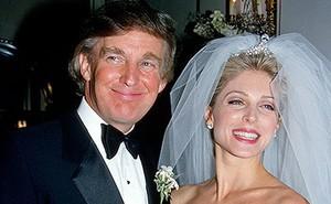 """Hoa khôi xinh đẹp - vợ cũ của Tổng thống Trump: Mang tiếng """"giật chồng"""" và mãi không được tha thứ"""