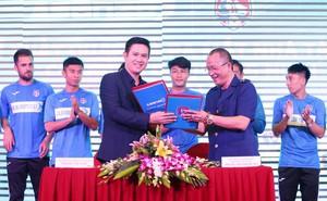 Bầu Tam chi 20 tỷ đồng cho CLB Bóng đá Quảng Ninh trước mùa giải 2019