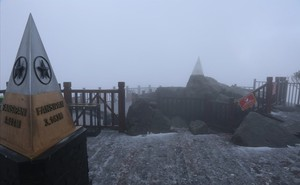 Lí giải hiện tượng băng tuyết ở Fansipan khi nhiệt độ chưa xuống 0