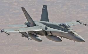 Canada nhận máy bay tiêm kích F/A-18 từ Australia