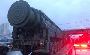 """Khiến đối thủ của Nga khiếp vía nhưng tên lửa Yars lại """"chết cứng"""" vì tình huống này"""