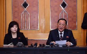 """Họp báo lúc nửa đêm, Triều Tiên tuyên bố: Từ chối đề nghị của chúng tôi, Mỹ bỏ lỡ cơ hội """"ngàn năm có một"""""""