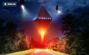 """Bí mật pha rượt đuổi UFO khét tiếng bậc nhất lịch sử: 2 chiếc tiêm kích F-16 """"hít khói""""?"""