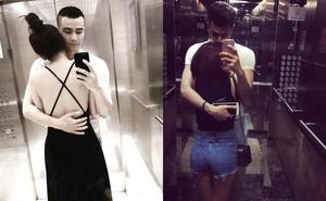 Vĩnh Thụy chia tay Hoàng Thùy Linh để quay lại với tình cũ là siêu mẫu nổi tiếng, giàu có?