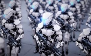 Robot chiến đấu - sát thủ máu lạnh trên chiến trường