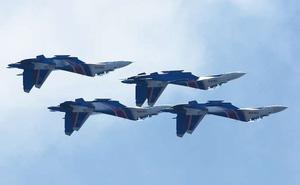 Cận cảnh dàn máy bay, tàu chiến khuấy đảo Triển lãm LIMA-2019