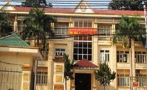 """UBND một huyện ở Nghệ An bị """"tố"""" nợ tiền cơm tiếp khách hàng tỷ đồng"""