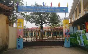 Điều chuyển thầy giáo bị tố dâm ô học sinh ở Bắc Giang