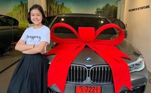 Cô bé trở thành nghệ sĩ trang điểm nổi tiếng ở tuổi 12, sở hữu khối tài sản kếch xù, tự tặng sinh nhật mình bằng BMW