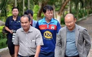 HA Gia Lai ngột ngạt, bầu Đức có nhớ HLV Chung Hae-seong?