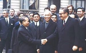 Hiệp định Paris được ký kết, Mĩ buộc phải rút khỏi Việt Nam
