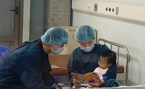 Ca ghép gan nhỏ tuổi nhất tại Việt Nam được thực hiện thành công