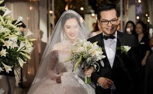 Toàn cảnh đám cưới ở Hà Nội của Giám đốc Nhà hát Kịch Hà Nội và hot girl 9X