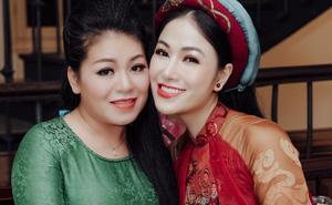 Hoa hậu Tuyết Nga hát chung sân khấu với loạt nghệ sĩ tên tuổi