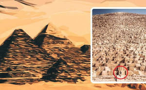 Đặc điểm nhiều người lầm tưởng nhất về Kim tự tháp Giza: Chỉ có 4 mặt?